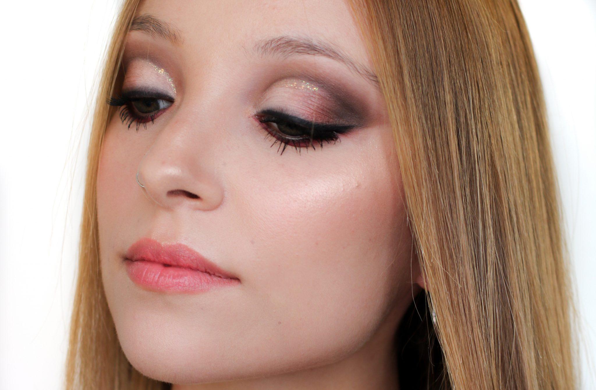 Glitter eyeliner kiko milano 01